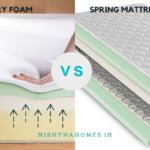 Best Memory Foam Mattress Vs Spring Mattress Comparison